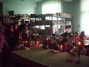 Énekelj a Földért a balavásári iskolánál (képek)