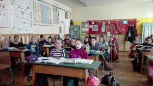 Osztályunk is énekelt a Földért!