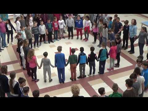 Együtt éneklés a Föld napja alkalmából