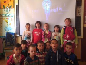 Énekeltünk a Földért :)