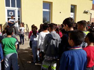 Gyújts egy gyertyát a Földért a Kunmadarasi Általános Iskolában