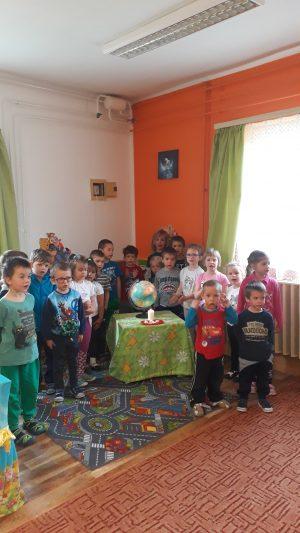 Énekelj a Földért program az Egerszóláti Bóbita Óvodában