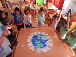 Rajtunk is  múlik, hogy milyen lesz a Földünk!